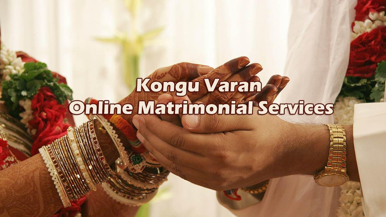 Kongu Varan Matrimony
